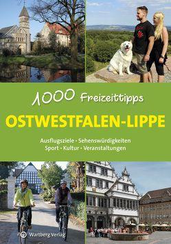 Ostwestfalen-Lippe – 1000 Freizeittipps von Rickling,  Matthias