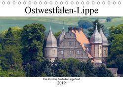 Ostwestfalen-Lippe Ein Streifzug durch das Lipperland (Tischkalender 2019 DIN A5 quer) von happyroger