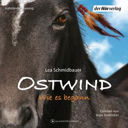 Ostwind 7 – Wie es begann von Schmidbauer,  Lea, Stadlober,  Anja