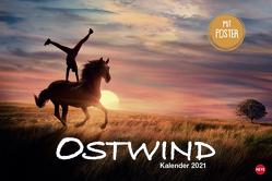 Ostwind Broschur XL Kalender 2021 von Heye