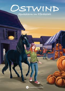 Ostwind – Spukalarm im Pferdestall von THiLO