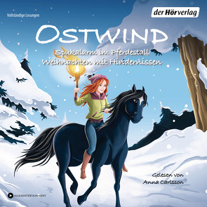 Ostwind. Spukalarm im Pferdestall & Weihnachten mit Hindernissen von Carlsson,  Anna, THiLO