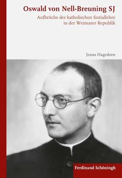 Oswald von Nell-Breuning SJ von Hagedorn,  Jonas