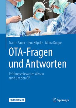 OTA – Fragen und Antworten von Köpcke,  Jens, Kuppe,  Mona, Sauer,  Traute