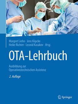 OTA-Lehrbuch von Kasakov,  Leonid B., Köpcke,  Jens, Liehn,  Margret, Richter,  Heike