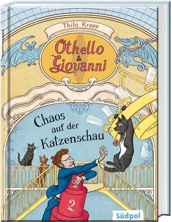 Othello & Giovanni – Chaos auf der Katzenschau von Krapp,  Thilo