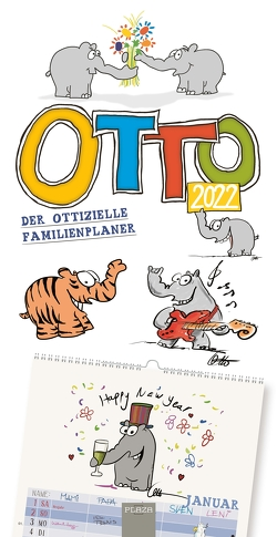 Otto 2022 – Otto Waalkes & Ottifanten von Waalkes,  Otto