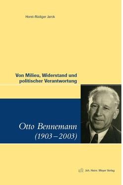 Otto Bennemann von Jarck,  Horst-Rüdiger