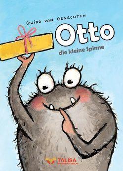 Otto – die kleine Spinne von Keller,  Aylin, van Genechten,  Guido