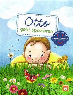 Otto geht spazieren von Butz,  Birgit, Grammel,  Sascha, Mohos,  Anna-Kristina, Pap,  Kata