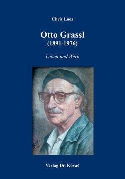 Otto Grassl (1891-1976) von Loos,  Chris
