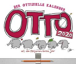 Otto Kalender 2020 von Waalkes,  Otto