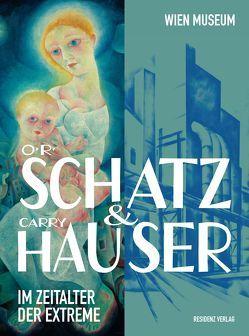Otto Rudolf Schatz und Carry Hauser von Gleis,  Ralph