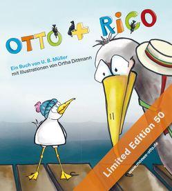 Otto und Rico von Müller,  Ute Barbara