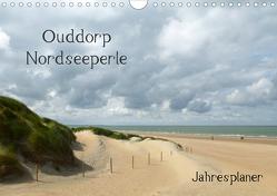 Ouddorp Nordseeperle / Planer (Wandkalender 2021 DIN A4 quer) von Herppich,  Susanne