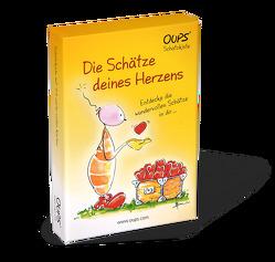 Oups Karten – Herzensbrücken bauen von Böttinger,  Johannes, Hörtenhuber,  Kurt