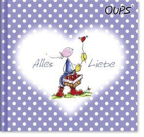 Alles Liebe für Dich von Bender,  Günter, Hörtenhuber,  Kurt