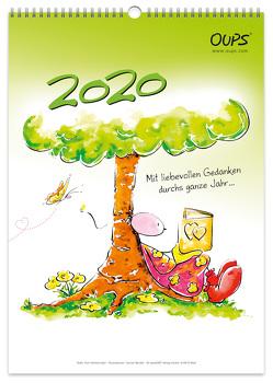 Oups Wandkalender 2020 von Bender,  Günter, Hörtenhuber,  Kurt