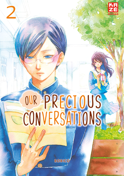 Our Precious Conversations – Band 2 von Robico, Überall,  Dorothea