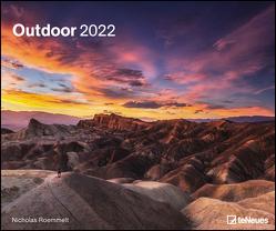 Outdoor 2022 – Foto-Kalender – Poster-Kalender – 60×50 – Natur von Roemmelt,  Nicholas