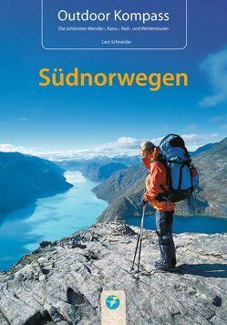 Outdoor Kompass Südnorwegen von Hillmann,  Carola, Schneider,  Lars