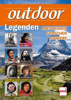 outdoor-Legenden von Henkel,  Doris, Hitzler,  Beate