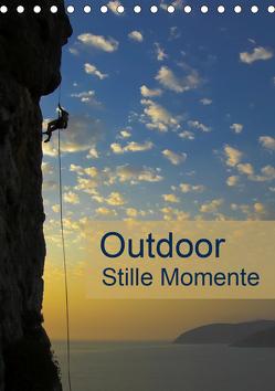 Outdoor-Stille Momente (Tischkalender 2020 DIN A5 hoch) von Dietz,  Rolf