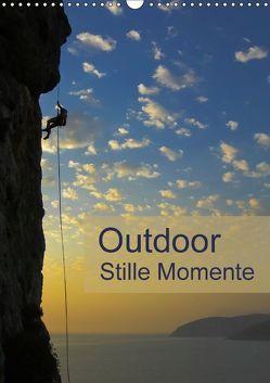 Outdoor-Stille Momente (Wandkalender 2018 DIN A3 hoch) von Dietz,  Rolf