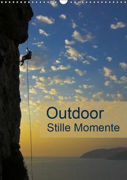 Outdoor-Stille Momente (Wandkalender 2019 DIN A3 hoch) von Dietz,  Rolf