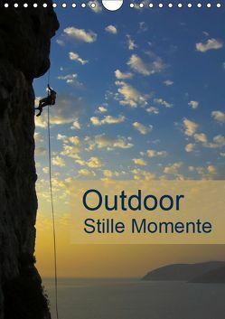 Outdoor-Stille Momente (Wandkalender 2019 DIN A4 hoch) von Dietz,  Rolf