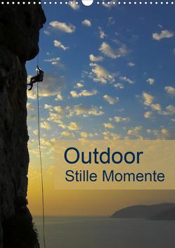 Outdoor-Stille Momente (Wandkalender 2020 DIN A3 hoch) von Dietz,  Rolf