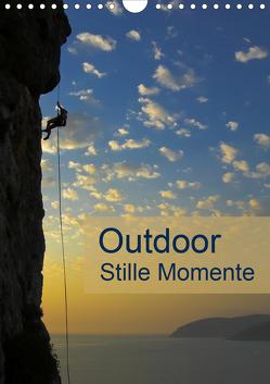 Outdoor-Stille Momente (Wandkalender 2020 DIN A4 hoch) von Dietz,  Rolf