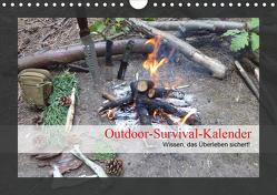 Outdoor-Survival-Kalender (Wandkalender 2020 DIN A4 quer) von Schaad,  Xenia