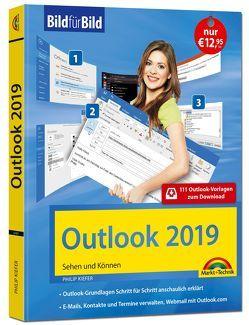 Outlook 2019 Bild für Bild erklärt. Komplett in Farbe. Outlook Grundlagen Schritt für Schritt anschaulich erklärt von Kiefer,  Philip