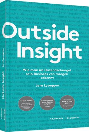 Outside Insight von Lyseggen,  Jørn
