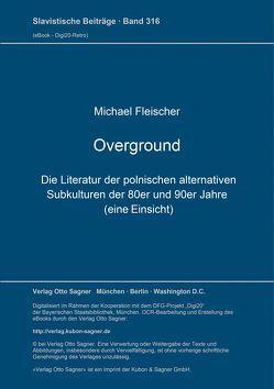 Overground von Fleischer,  Michael