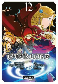 Overlord 12 von Christiansen,  Lasse Christian, Maruyama,  Kugane, Miyama,  Hugin