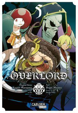 Overlord 5 von Christiansen,  Lasse Christian, Maruyama,  Kugane, Miyama,  Hugin