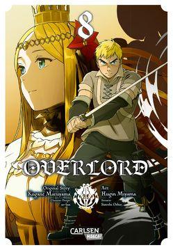 Overlord 8 von Christiansen,  Lasse Christian, Maruyama,  Kugane, Miyama,  Hugin