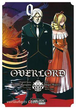 Overlord 9 von Christiansen,  Lasse Christian, Maruyama,  Kugane, Miyama,  Hugin