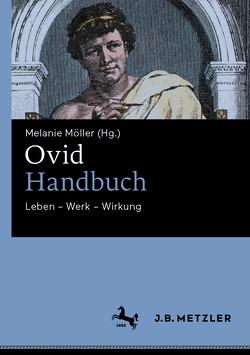 Ovid-Handbuch von Badura,  Christian, Möller,  Melanie