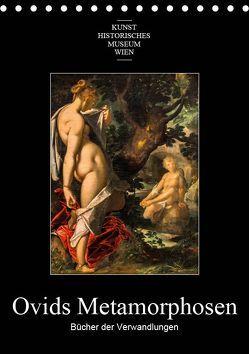 Ovids Metamorphosen – Bücher der VerwandlungenAT-Version (Tischkalender 2019 DIN A5 hoch) von Bartek,  Alexander