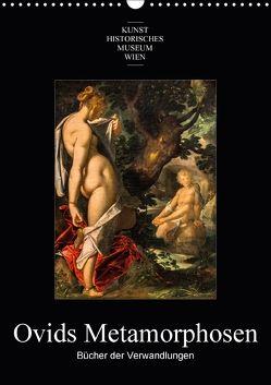 Ovids Metamorphosen – Bücher der VerwandlungenAT-Version (Wandkalender 2018 DIN A3 hoch) von Bartek,  Alexander