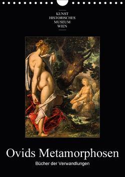 Ovids Metamorphosen – Bücher der VerwandlungenAT-Version (Wandkalender 2018 DIN A4 hoch) von Bartek,  Alexander