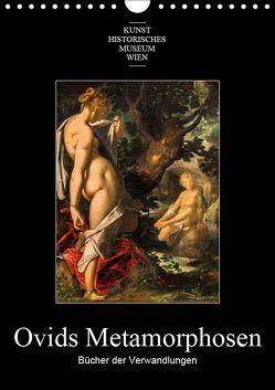 Ovids Metamorphosen – Bücher der VerwandlungenAT-Version (Wandkalender 2019 DIN A4 hoch) von Bartek,  Alexander