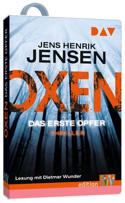 Oxen von Jensen,  Jens Henrik, Wunder,  Dietmar