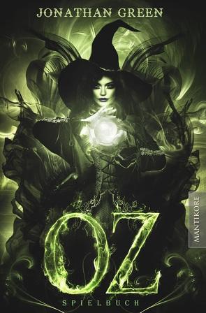OZ – Ein Fantasy-Spielbuch von Green,  Jonathan