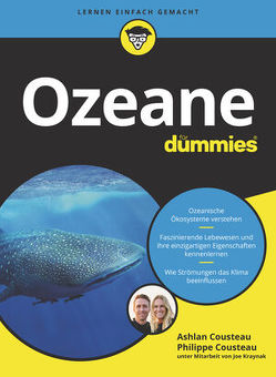 Ozeane für Dummies von Cousteau,  Ashlan, Cousteau,  Philippe