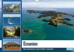 Ozeanien – Neuseelands traumhafte Inselwelt (Wandkalender 2018 DIN A3 quer) von Photo4emotion.com,  k.A.