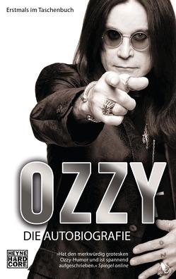 Ozzy von Ayres,  Chris, Mihr,  Ute, Osbourne,  Ozzy